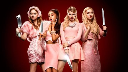 scream queens serie de terror